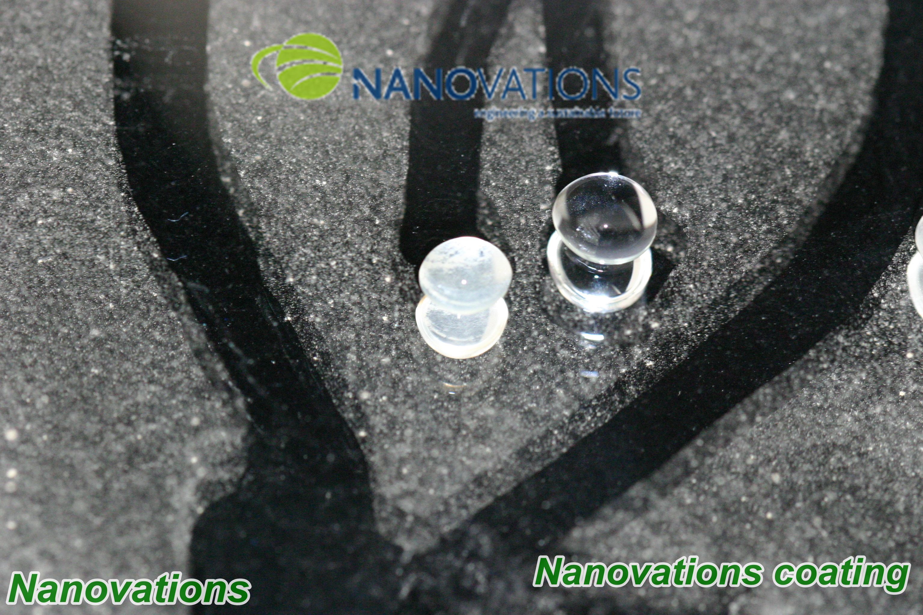 Multiifunctional Nanotechnology Glass Coating